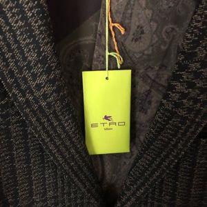 ETRO women plaid blazer